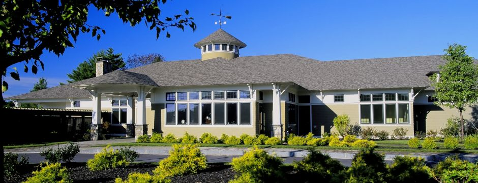 Golf Club of New England - Channel Building Company