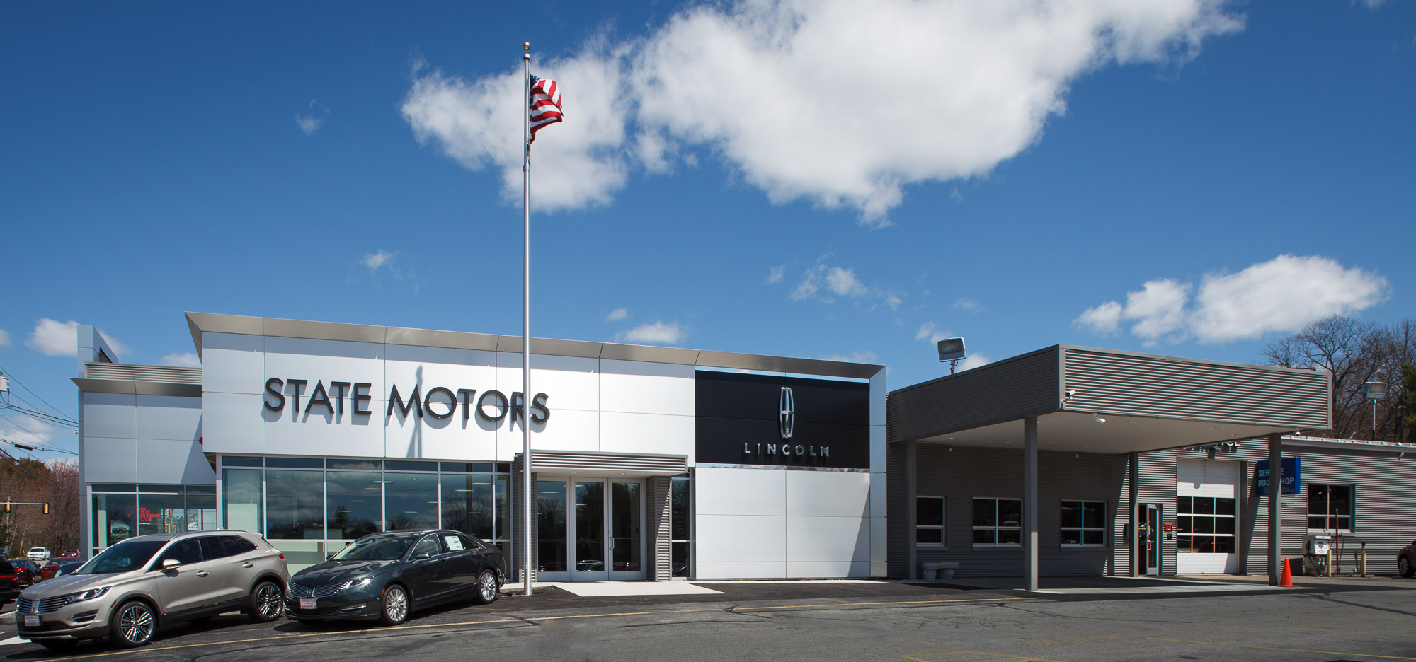 State motors channel building company for State motors manchester nh